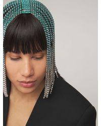 Area Accessoire Pour Cheveux En Cristaux - Multicolore