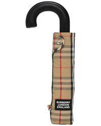 Burberry Зонт Из Нейлона - Многоцветный