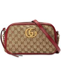 Gucci - Gg Marmont バッグ - Lyst