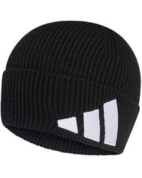 adidas Originals Gorro Beanie Con Logo Reflectante 3d - Negro