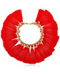 Vanina - The Bowing Alma Choker Necklace - Lyst