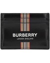 Burberry Кредитница С Логотипом - Черный