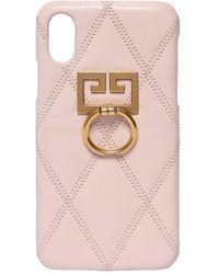 Givenchy Чехол Для Телефона Iphone X Из Кожи - Многоцветный