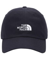 The North Face Cotton Canvas Baseball Hat - Blue