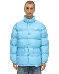 Napapijri Ari Insulated Nylon Taffeta Jacket - Blau