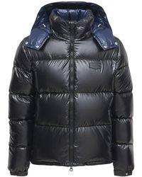 Duvetica Sallo Nylon Down Jacket - Black