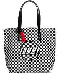 Tommy Hilfiger | Gigi Hadid Speed Faux Leather Tote Bag | Lyst