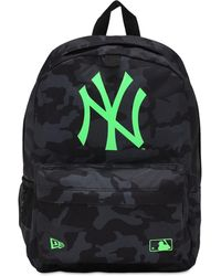"KTZ Mochila Camuflaje ""Ny Yankees"" - Negro"