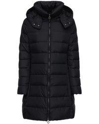 Tatras Politeama Nylon Down Jacket - Black