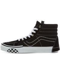 """Vans Sneakers """"sk8-hi Cut And Paste"""" - Schwarz"""