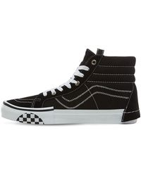 "Vans Sneakers ""sk8-hi Cut And Paste"" - Schwarz"