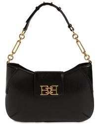 Bally Breanne B-chain レザーショルダーバッグ - ブラック