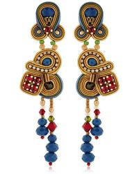 Dori Csengeri - Debonair Earrings - Lyst