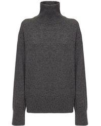 AG Jeans - カシミアタートルネックセーター - Lyst
