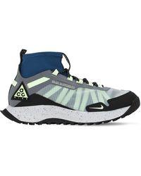 Nike Acg Zoom Terra Zaherra Sneakers - Blau