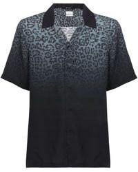Ksubi Dusk レーヨンシャツ - ブラック