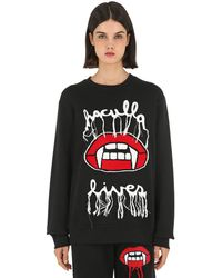 Haculla Lives Cotton Jersey T-shirt - Black