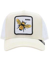Goorin Bros Queen Bee キャップ - ホワイト