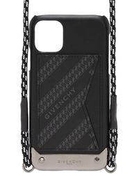 Givenchy Iphone 11 チェーンケース - ブラック