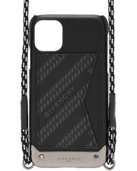 Givenchy Чехол Для Iphone 11 - Черный