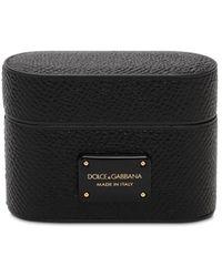 Dolce & Gabbana - Чехол Для Airpod Pro С Логотипом - Lyst