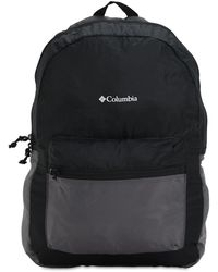 Columbia Рюкзак Из Нейлона 21л - Черный