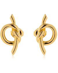 Eshvi - Venus Stud Earrings - Lyst