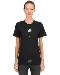 Still Good Champion Construct Logo Jersey T-shirt - Black