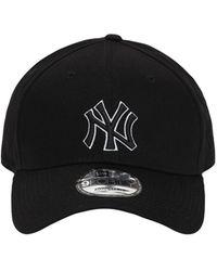 KTZ Кепка 9forty New York Yankees - Черный