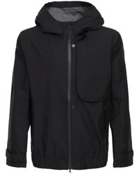 "Stone Island Shadow Project - Giacca ""paclite"" In Gore-tex Con Zip - Lyst"