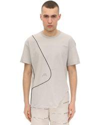 A_COLD_WALL* - コットンジャージーtシャツ - Lyst