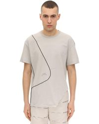 A_COLD_WALL* コットンジャージーtシャツ - グレー