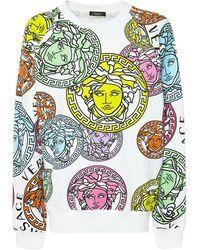 Versace Свитшот С Принтом Medusa - Многоцветный