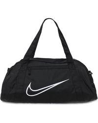 Nike Спортивная Сумка - Черный