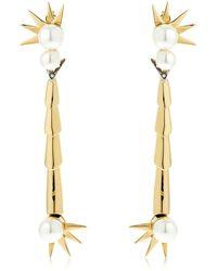 Schield - Scorpion Cyborg Earrings - Lyst