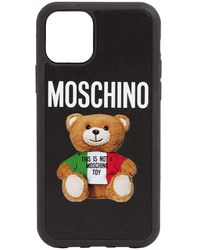 Moschino - Teddy Iphone 11 Pro Max ケース - Lyst