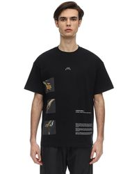 A_COLD_WALL* - オーバーサイズジャージーtシャツ - Lyst
