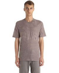 adidas Originals - Paris Camouflage Techno T-shirt - Lyst