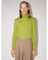 Gucci Lvr Exclusive Wool & Cashmere Sweater - Зеленый