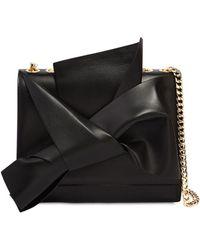 N°21 - Large Bow Nappa Leather Shoulder Bag - Lyst