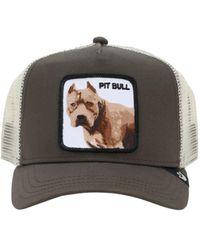 Goorin Bros Pitbull Trucker Hat - Grey