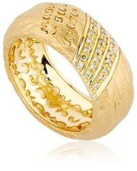 Marco Dal Maso - The Other Half Ring With Diamonds - Lyst