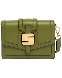 Serapian - 1972 Mini Leather Shoulder Bag - Lyst