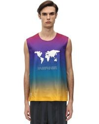 Nike Pigalle Nrg Tank Top - Purple