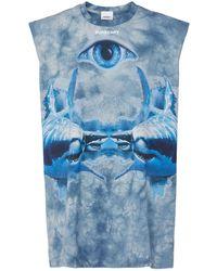 Burberry - Eye ジャージーtシャツ - Lyst