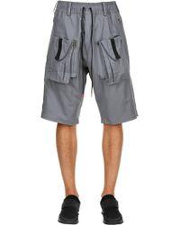 Nike - Nikelab Acg Cargo Shorts - Lyst