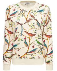 KENZO Bird オーガニックコットンスウェットシャツ - マルチカラー