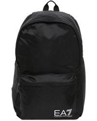 EA7 Train Prime Backpack - Black
