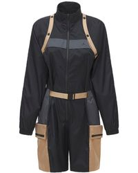 "Nike Flightsuit ""jordan Next Utility"" - Schwarz"