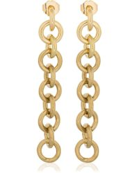 Laura Lombardi - Fede Multi Hoop Earrings - Lyst